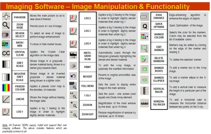 Scanner Imaging Software Tools