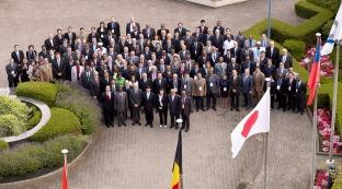 WCO 2011 council session delegates