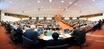 WCO 2011 Council Session (Panorama)