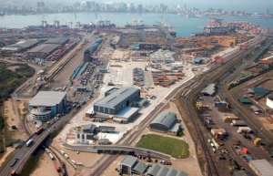 Durban Container Terminal