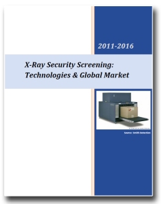X-Ray Security Screening Market 2011-2016