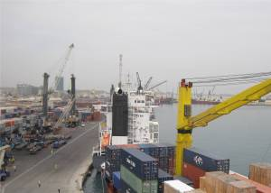 Port of Agapa, Nigeria