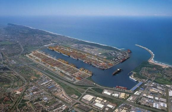 Artistic impression - Durban Dig-out Port