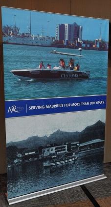 Mauritius Revenue Authority - 200th Customs Anniversary