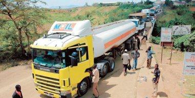 Uganda, Malaba border crossing