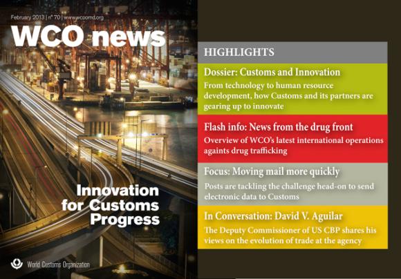 WCO News - No.70 February 2013