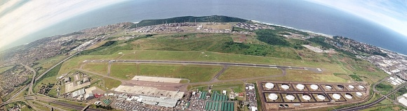 Old Durban airport - site for new Dig Out Port (Picture credit: ACSA)