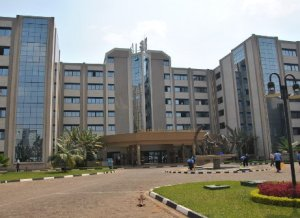 Headquarters of the Rwanda Revenue Authority