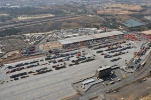 City Deep Container Terminal, Johannesburg