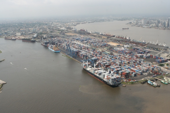 Port of Lagos, Nigeria
