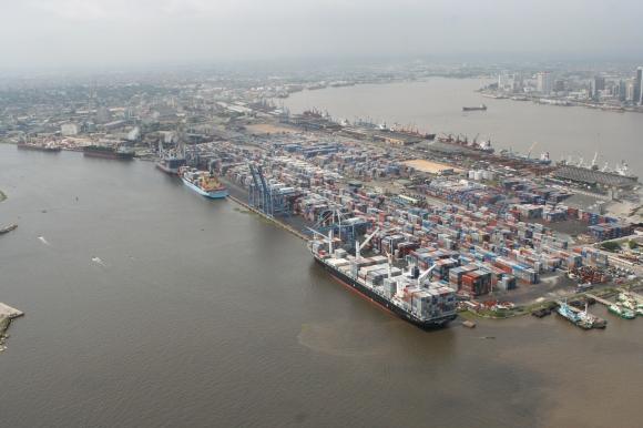 Port of Lagos, Nigeria