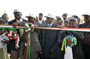 Rwanad-Burundi OSBP