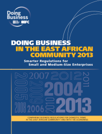 Doing Business EAC 2013