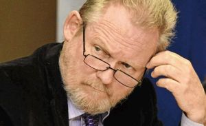 Rob Davies Frustrated with lack of progress (Business Day)