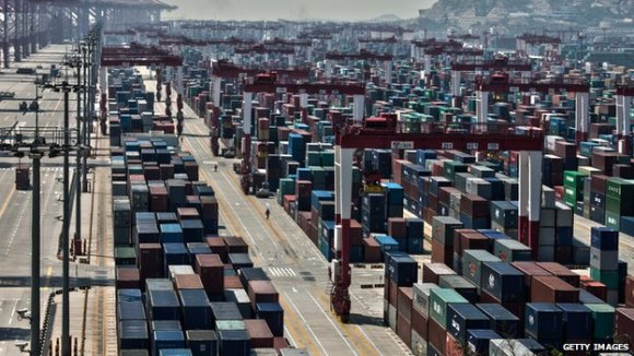 High Density Container Terminal  (Picture credit - Getty Images)