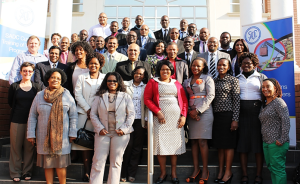 Participants in the Customs Training of Trainers Programme at SARS Academy, Pretoria, South Africa