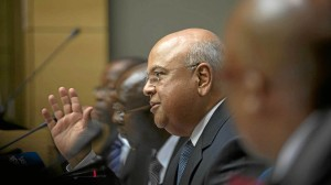 Pravin Gordhan - Finance Minister of the Year 2013 (Mail & Guardian)