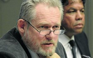 South African Trade & Industry Minister Rob Davies