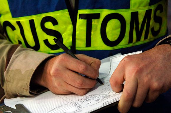 THE number of French customs officials has fallen 25 per cent over the last 20 years to 16,662 with another 300 expected to go next year as surveillance becomes more computerised. Picture: Seanews Turkey