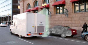 Backscatter Van