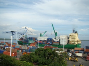 Port of Corinto, Nicaragua (Picture: Wikipedia)