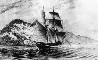 Durban Harbour 1824