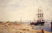 The Point Durban 1840