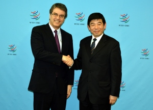 WCO and WTO leaders meet in Geneva (WCO)