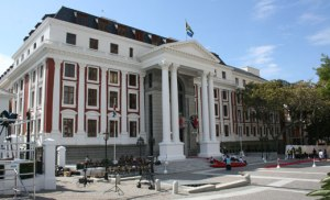 Parliment, Cape Town (Eye Witness News)