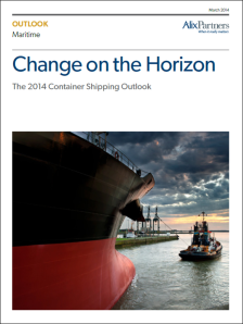 AlixPartners 2014 Outlook for Container Shipping