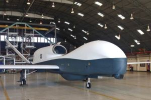 Triton drone surveillance fleet to be based at Edinburgh air force base in Adelaide (ABC News)