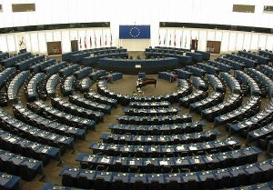 European Parliament By Cédric Puisney (via Wikipedia)