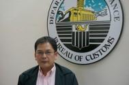 John Sevilla - Commissioner of the Bureau of Customs