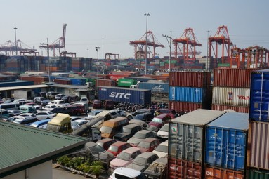 Manila International Container Port