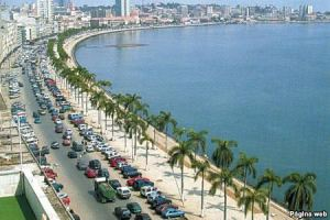 Avenida Marginal, Luanda, Angola