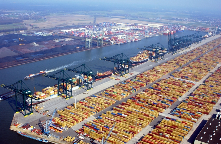Port of Antwerp [Picture -  Porttechnology.com]