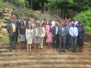 First WCO ESA Regional Workshop on Resource Mobilization