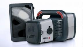 The sleek design of the AS&E Mini Z.