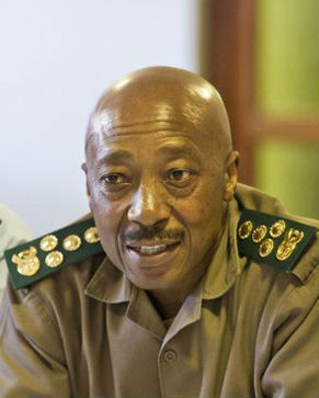 Thomas Swahibi Moyane - Newly appointed Commissioner of the South African Revenue Services