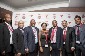 At the launch of Transnet National Ports Authority's new Integrated Port Management System (IPMS) [Transnet]