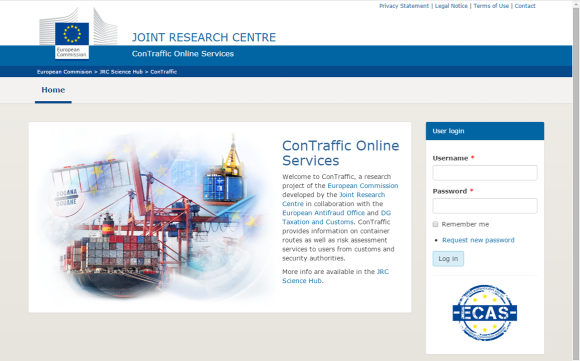 ConTraffic Homepage