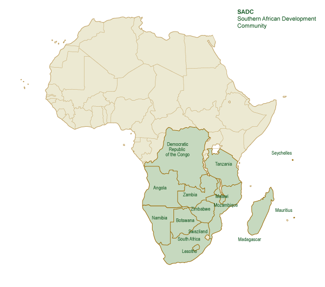 An interesting take on SADC developments and the lack of ... Sadc