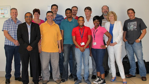 WCO Data Model Workshop, Pretoria, South Africa, Dec. 2015