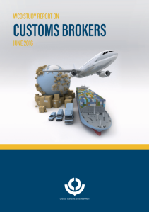 WCO Study Report on Customs Brokers