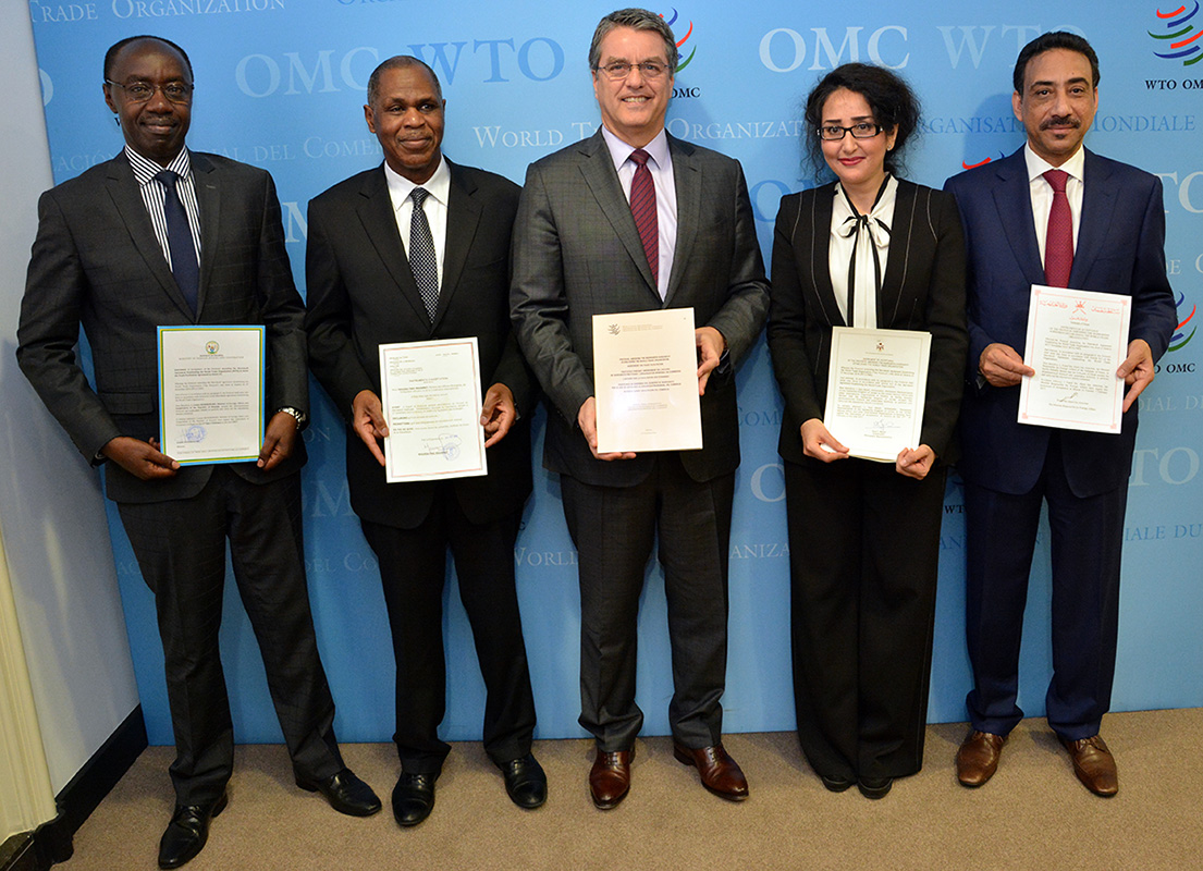Trade Facilitation Agreement Enters Into Force What Happened To